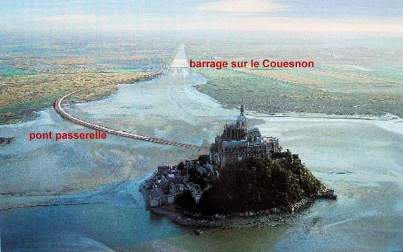 Mt st - Travaux mont saint michel ...